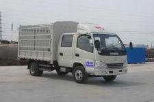 凯马牌KMC2042CCYA33S5型越野仓栅式运输车图片