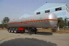 四六牌WHC9400GRQ型易燃气体罐式运输半挂车图片
