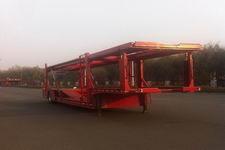 解放牌CA9180TCCA70型乘用车辆运输半挂车图片