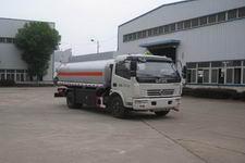 龍帝牌SLA5110GJYDF8型加油車