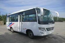 6.6米舒驰YTK6660GEV1纯电动城市客车