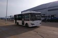 6.8米东宇NJL6680BEV13纯电动城市客车