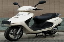 乐士牌LS100T-3C型两轮摩托车图片