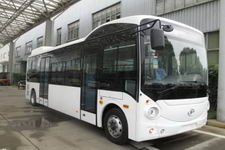 8.3米海格KLQ6832GEVX纯电动城市客车