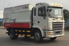 恒润牌HHR5121ZDJ4JH型压缩式对接垃圾车