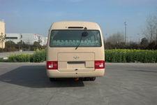 大马牌HKL6602BEV型纯电动客车图片2