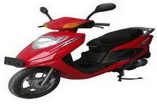 豪宝牌HB125T-5型两轮摩托车
