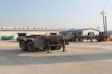 龙亿达7.2米31.7吨2轴集装箱运输半挂车(CYL9352TJZ)