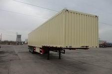霸申特13.6米31.5吨3轴厢式运输半挂车(BST9400XXY)