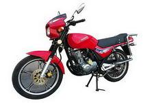 浩爵牌HJ125-3C型两轮摩托车图片