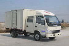 凯马牌KMC2042XXYA33S5型越野厢式运输车图片