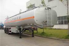 三力牌CGJ9390GJY型加油半挂车图片