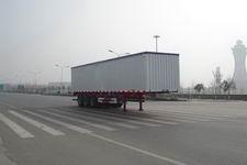华骏牌ZCZ9381XLS型散装粮食运输半挂车图片