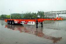 华骏牌ZCZ9402TJZHJB型集装箱运输半挂车图片