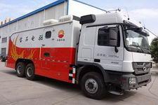 宝石机械牌BSJ5257TCJ型测井车图片