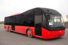 金华奥牌CCA6110HEV型混合动力城市客车