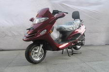 豪达牌HD125T-5G型两轮摩托车图片
