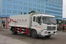 CLW5160ZLJ4型程力威牌自卸式垃圾车图片