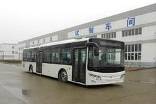 12米|24-41座开沃混合动力城市客车(NJL6129HEV)