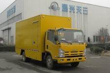 三晶-史密斯牌TY5070XGCQL型工程车