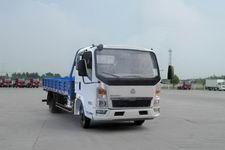 豪沃国四单桥货车99马力2吨(ZZ1047D3614D145)