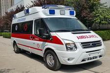 长庆牌CQK5048XJHCY4型救护车图片