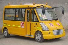 山東濟寧濟南菏澤五菱牌GL6507XQ型幼兒專用校車