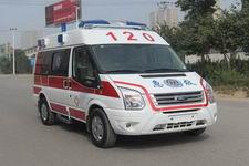 长庆牌CQK5038XJHCY4型救护车图片