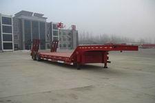 斯派菲勒15米28.5吨4轴低平板半挂车(GJC9402TDP)