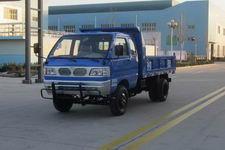 时风牌SF2010PD-4型自卸低速货车图片