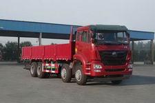 豪瀚前四后八货车320马力19吨(ZZ1315N4666E1L)