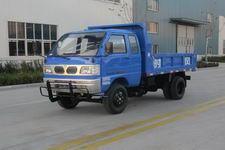 时风牌SF1710PD-4型自卸低速货车图片