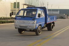 时风牌SF1710PD-2型自卸低速货车图片