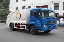 云马牌YM5160ZYS4型压缩式垃圾车