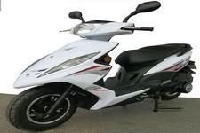 大福牌DF125T-3G型两轮摩托车图片