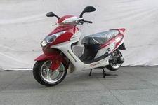 大福牌DF125T-6G型两轮摩托车图片