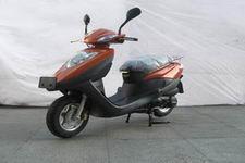 大福牌DF125T-4G型两轮摩托车图片
