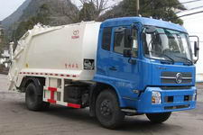 云马牌YM5120ZYS4型压缩式垃圾车