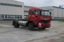 豪曼牌ZZ4188K10EL0型天然气牵引汽车图片