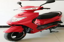 HD48QT-A型豪达牌两轮轻便摩托车图片