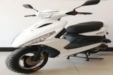 HD48QT-C型豪达牌两轮轻便摩托车图片