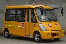 山東濟寧濟南菏澤五菱牌GL6509XQ型小學生專用校車