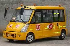 五菱牌GL6509XQ型小学生专用校车图片4