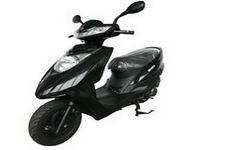 豪达牌HD100T-G型两轮摩托车图片