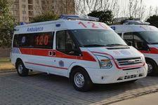 长庆牌CQK5039XJHCY4型救护车图片