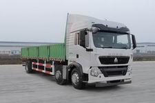 豪沃国五前四后四货车260马力16吨(ZZ1257M42CGE1L)
