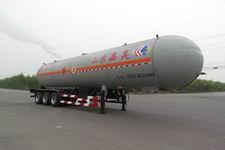 万鑫鑫昊13米24.7吨其它液化气体运输半挂车(WXH9401GYQ)