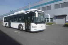 12米|24-31座解放混合动力城市客车(CA6121URHEV21)
