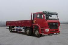 重汽豪瀚国五前四后四货车260-294马力15-20吨(ZZ1255M56C3E1L)