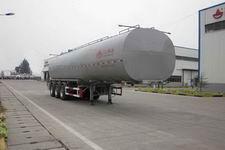 万事达牌SDW9408GSY型铝合金食用油运输半挂车图片